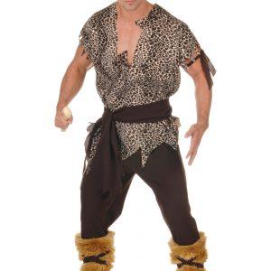 Plus Size Hunter Caveman Costume