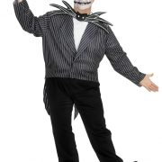 Plus Size Jack Skellington Costume