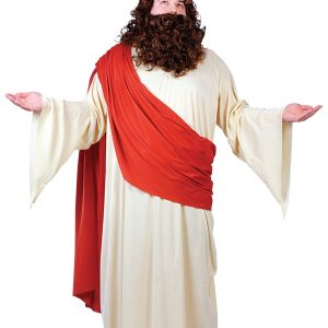 Plus Size Jesus Costume
