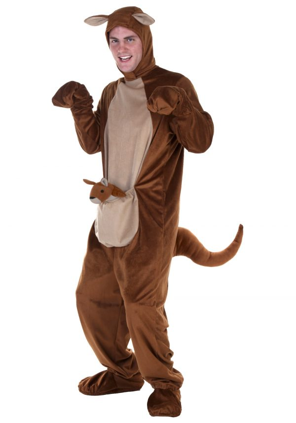 Plus Size Kangaroo Costume
