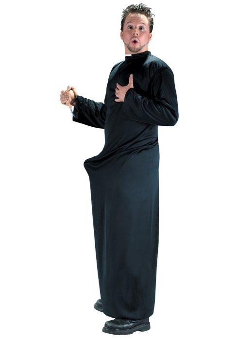 Plus Size Keep Up the Faith Costume
