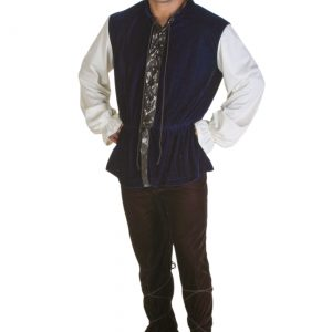 Plus Size Medieval Tavern Man Costume