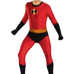 Plus Size Mr. Incredible Bodysuit