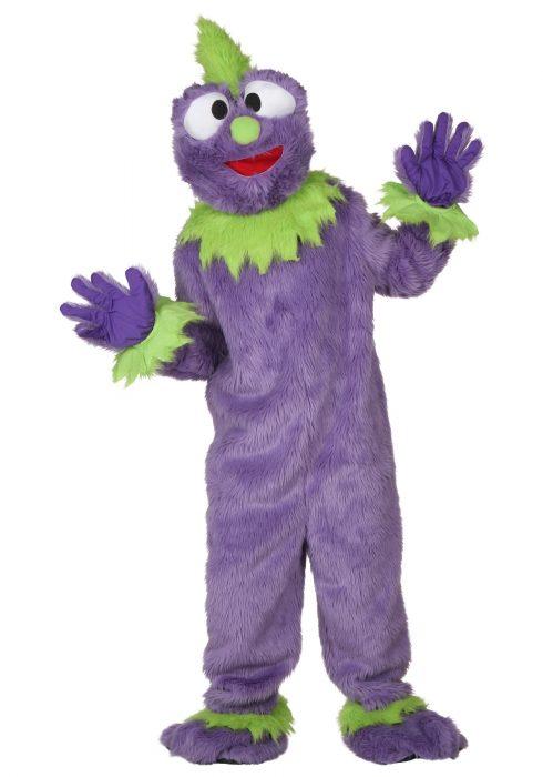 Plus Size Mr. McGibblets Costume
