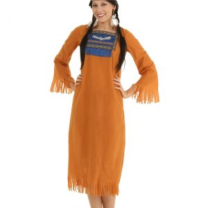 Plus Size Native Indian Dress