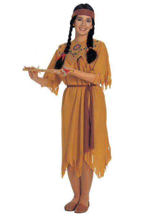 Plus Size Pocahontas Costume