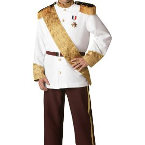 Plus Size Prince Charming Costume