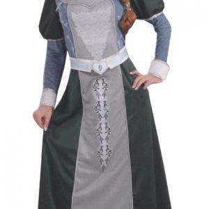 Plus Size Princess Fiona Costume