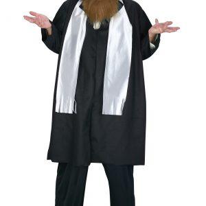 Plus Size Rabbi Costume