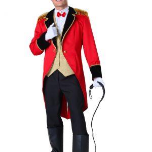 Plus Size Ringmaster Costume