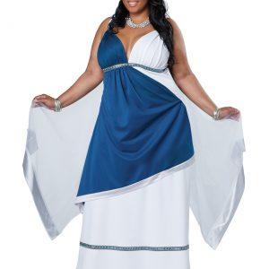 Plus Size Roman Beauty Costume