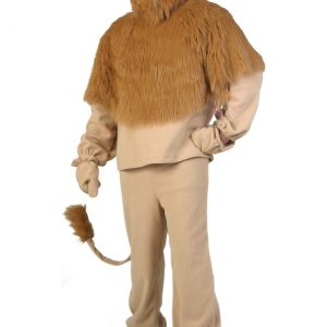 Plus Size Storybook Lion Costume