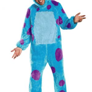Plus Size Sulley Costume