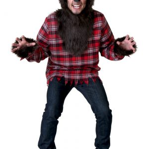 Plus Size Werewolf Costume