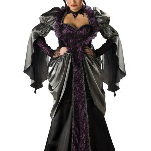 Plus Size Wicked Queen Costume