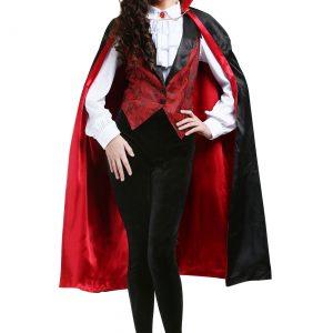 Plus Size Women's Fierce Vamp Costume