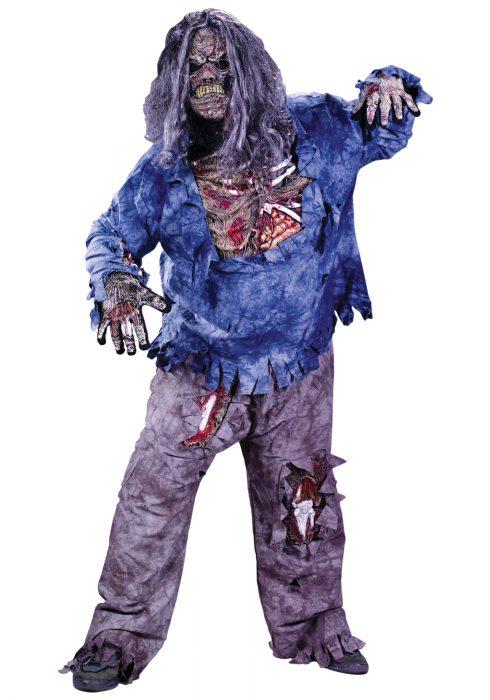 Plus Size Zombie Costume