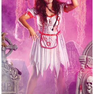 Plus Zombie Nurse Costume