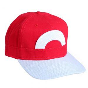 Pokemon Ash Ketchum Snapback Hat