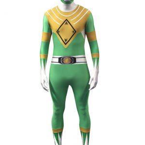 Power Rangers: Green Ranger Morphsuit