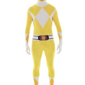 Power Rangers: Yellow Ranger Morphsuit