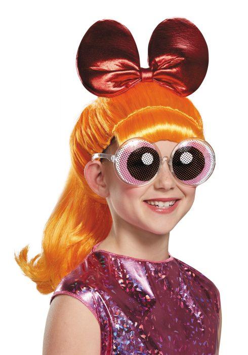 Powerpuff Girls Child Blossom Wig
