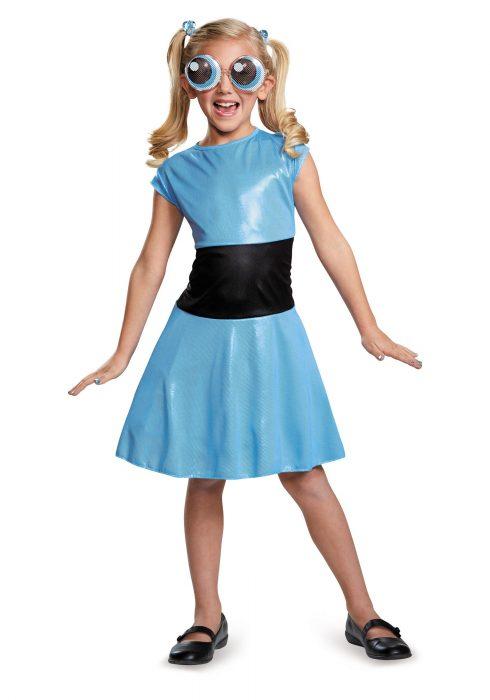 Powerpuff Girls Child Bubbles Costume