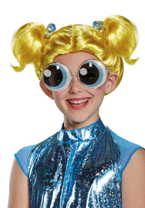 Powerpuff Girls Child Bubbles Wig