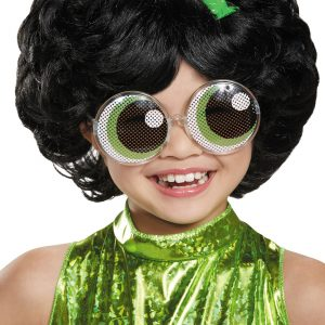 Powerpuff Girls Child Buttercup Wig