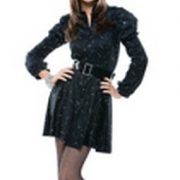 Pre-Teen Dazzling Witch Costume