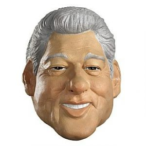 President Bill Clinton Mask