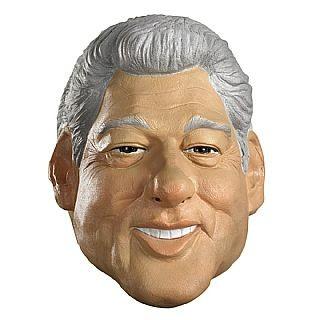 President Bill Clinton Mask