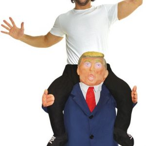 President Donald Trump Piggyback Costume