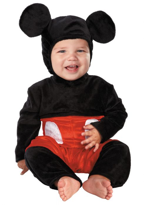 Prestige Infant Mickey Mouse Costume