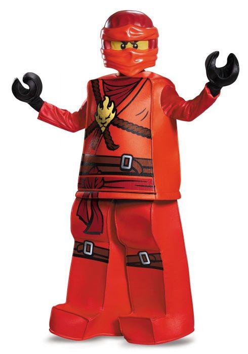 Prestige Ninjago Kai Boys Costume