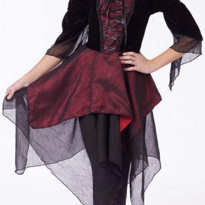 Preteen Dracula Lady Costume