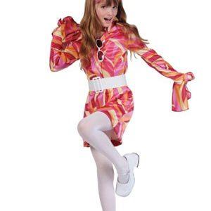 Preteen Go Go Girl Costume