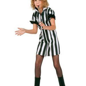 Preteen Referee Costume (Girl)
