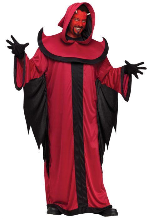 Prince of Darkness Devil Costume