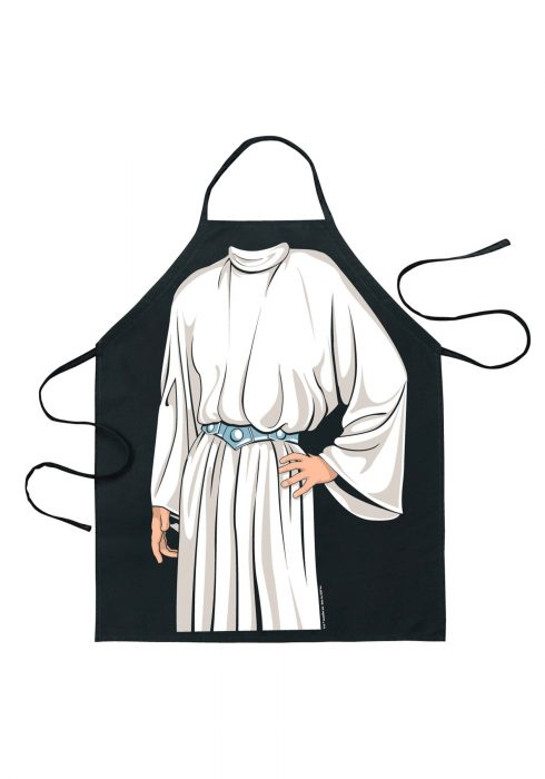 Princess Leia Gown Apron