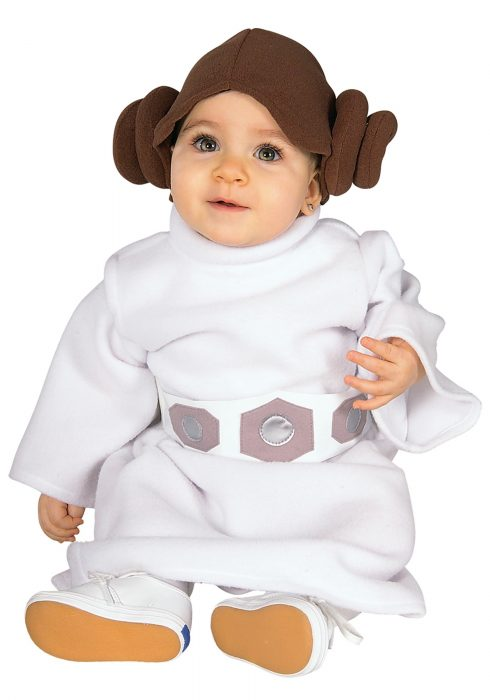 Princess Leia Toddler Costume