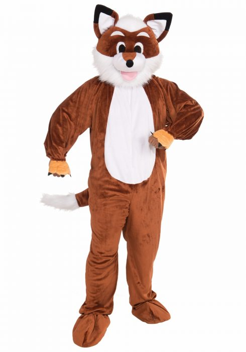 Promotional Fox Costume