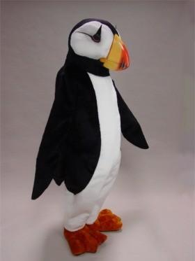 Puffin Mascot Costume