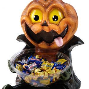 Pumpkin Candy Bowl Holder