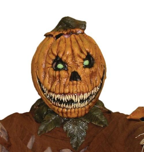 Pumpkin Rot Halloween Mask