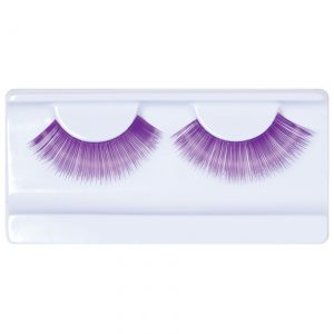 Purple Crayola Eyelashes