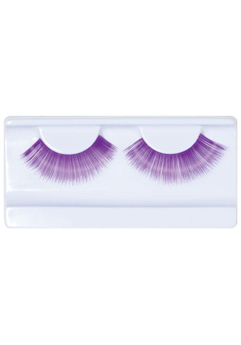 Purple Crayola Eyelashes