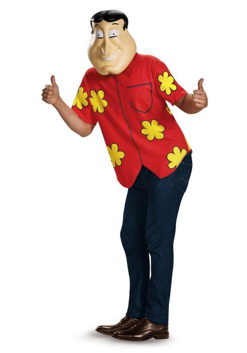 Quagmire Deluxe Teen Costume