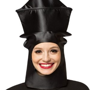 Queen Chess Mask