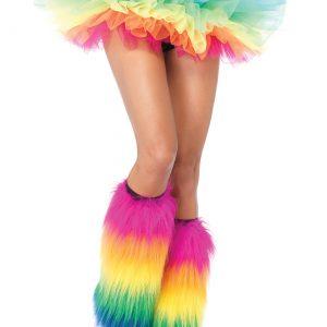 Rainbow Organza Tutu